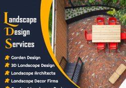 Hire Leading Landscape Design Services Company in Lahore, Islamabad | 3D Garden Design